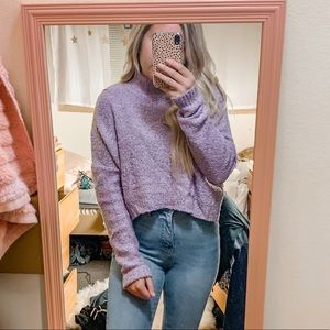Wild Fable Cropped Sweater